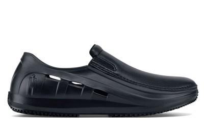 mozo sharkz menu0027s black chef shoes shoes for
