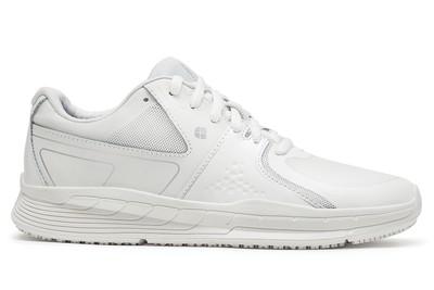 Falcon II  Women s White Slip-Resistant Athletic Shoes  bda26b83d