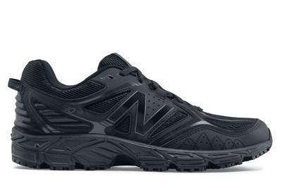 bc7f17e4b8bf 510 v3 by New Balance  Women s Black Athletic Non-Slip Shoes