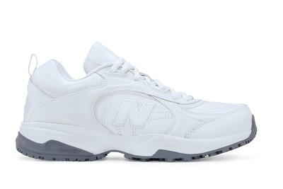 5fb0331c29d2 New Balance 623v3 - White - Women s Athletic Non-Slip Leather Work Shoes
