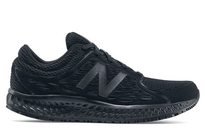 2d8ecbaeee0 New Balance 420 v3  Women s Slip-Resistant Black Athletic Shoes