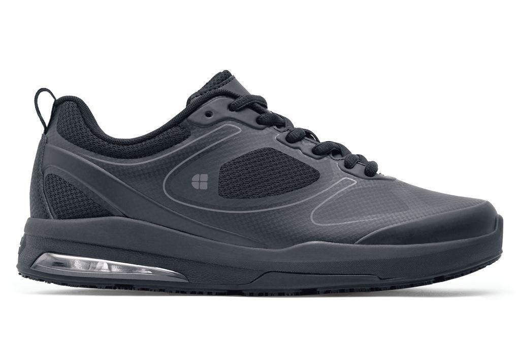 Revolution II  Women s Black Slip-Resistant Shoes  e626d0cea