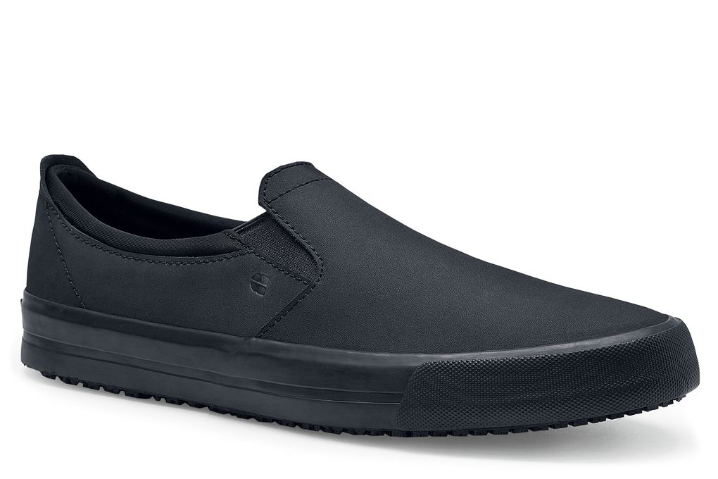 Previous Image. Next Image. Share your style with  ShoesForCrews. Ollie II  - Leather. Men s Black 51654a3f3