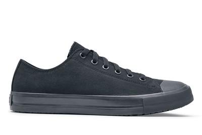 398076cca90d Delray  Women s Black Slip-Resistant Casual Shoes