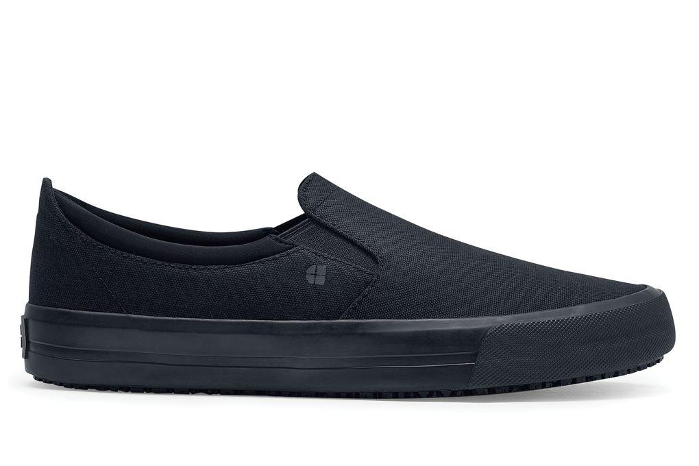 620dd971104 Ollie II  Women s Black Slip-Resistant Canvas Shoes