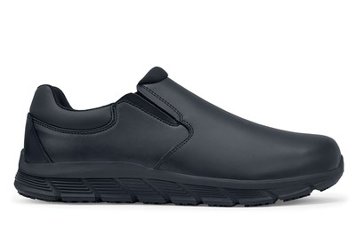 1e7e6daaf1d2 Cater II  Men s Black Slip-Resistant Dress Shoes
