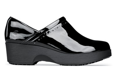 a836bfe5ce07 Juno - Women s   Black - Casual Clog Non-Slip Work Shoe - Shoes For