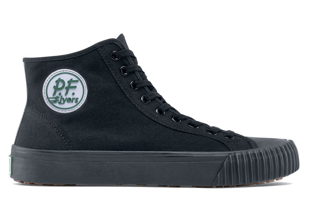 PF Flyers Sandlot Center HI - High-Top Non-Slip Work Shoes - Shoes ... bb30f94f7