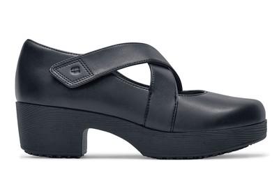 7cb4f2f0d8f6 Galla  Women s Black Slip-Resistant Dress Heels