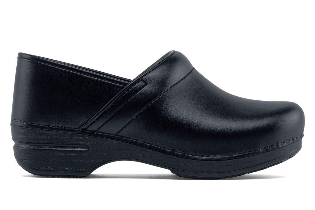 b69da6b69dfd Dansko Pro XP  Women s Black Slip-Resistant Clogs