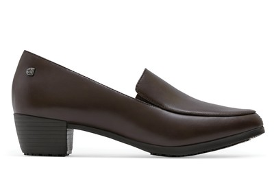 d0ec9731306d Envy III  Women s Brown Slip-Resistant Dress Shoes Heels