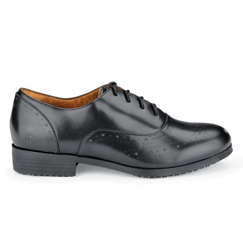 5955a1de1f05 Kora - Women s   Black - Non-Slip Women s Dress Shoe - Shoes For Crews