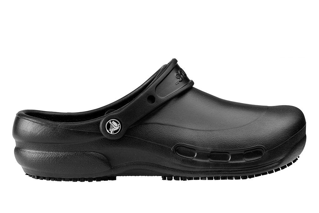 18ca4c72 Crocs - Bistro SG - Black - Non-Slip Waterproof Work Clogs - Shoes ...