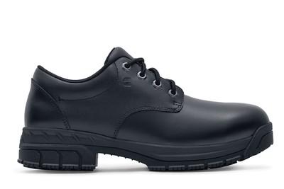 Shoes For Crews DeWalt SFC Explorer Black Steel Toe Non-Slip Work Boots