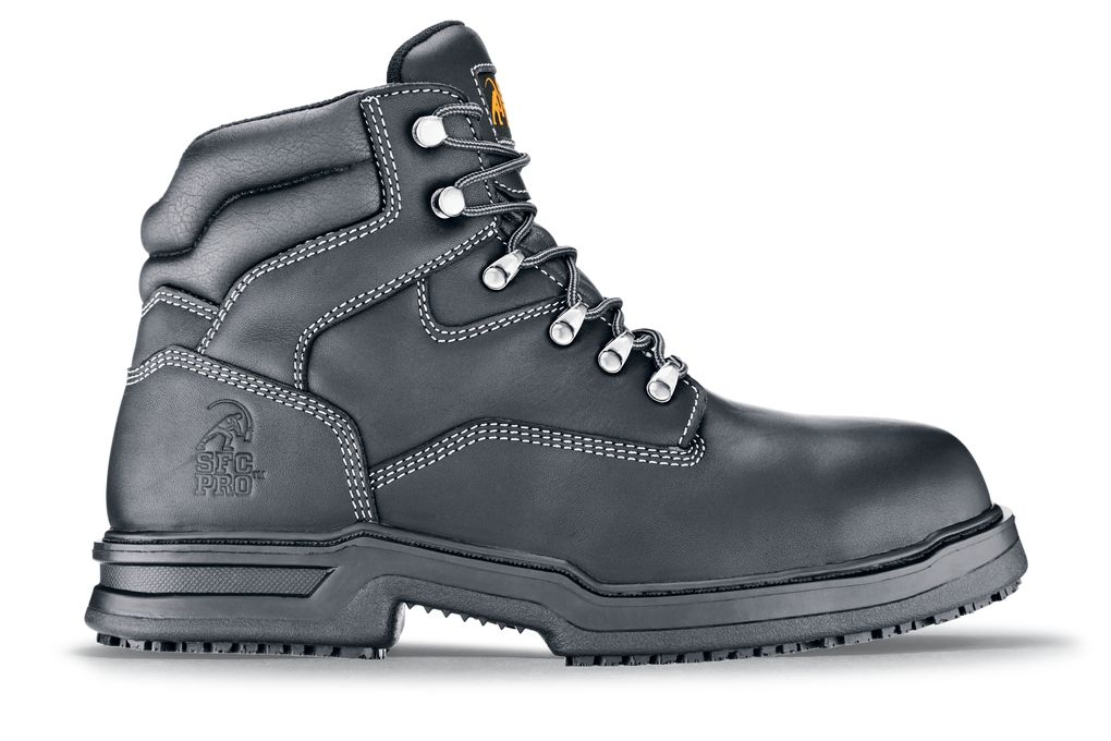 Non Slip And Steel Toe Safety Shoe Shoes For Crews