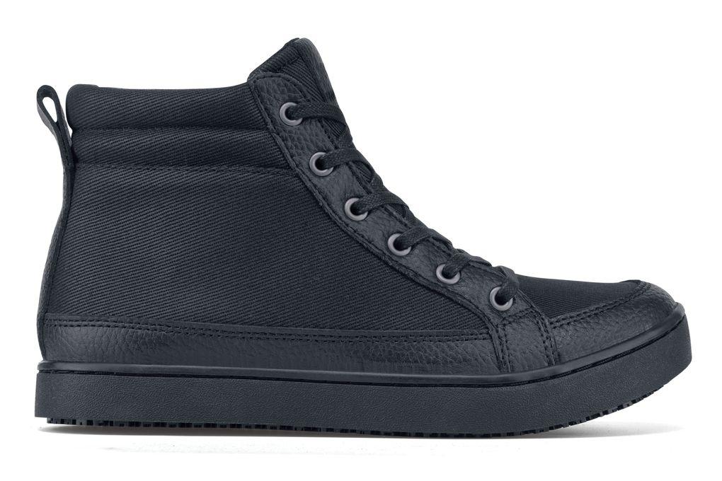 a97f8880abc4 MOZO - Padma - Women s   Black - Casual Non-Slip Restaurant Shoes ...