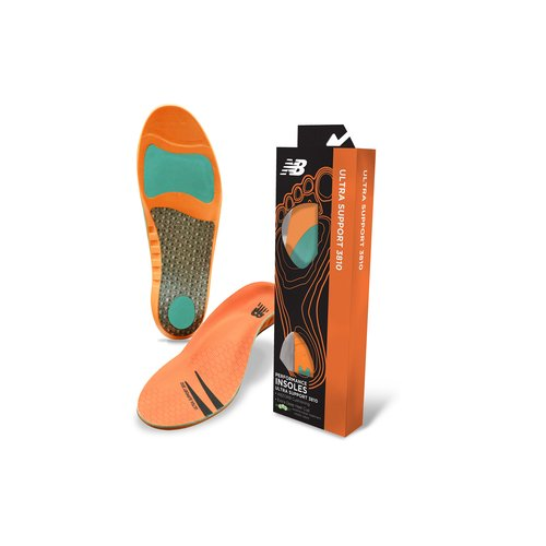New Balance Ultra Support Carbon Fiber Heel & Arch support Insoles - 3810